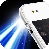 Flashlight for iPhone + iPad App Icon