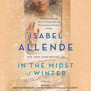 Audiobook cover of In the Midst of Winter by Isabel Allende