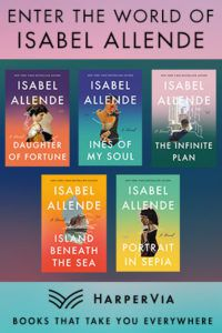 IsabelAllende Cover