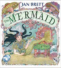 Jan Brett The Mermaid Picture Book