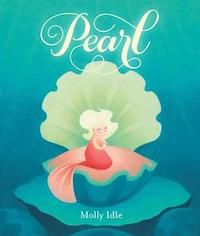 Molly Idle Pearl Mermaid Picture Book