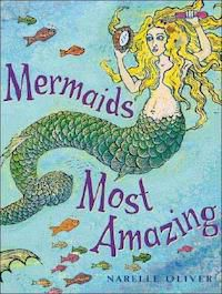 Mermaids Most Amazing Cover