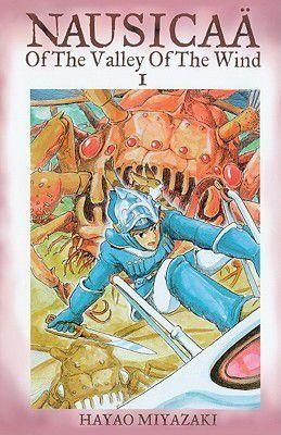 Nausicaa do Vale do Vento Vol. 1 Capa do livro