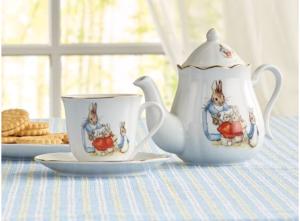 Peter Rabbit Teacup and Saucer
