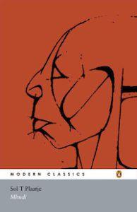 Mhudi book cover