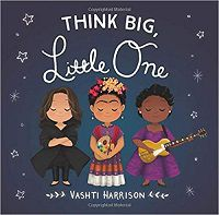 Think Big Little One Cover