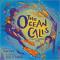 Tina Cho The Ocean Calls Mermaid Picture Book
