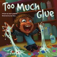 Too Much Glue cover