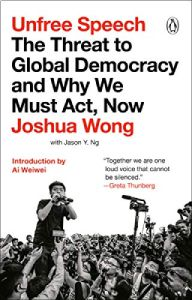 Unfree Speech by Joshua Wong
