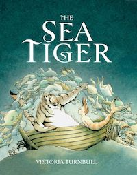 Sea Tiger Cover
