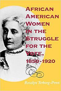 African American Women in the Struggle for the Vote cover