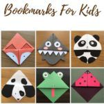 clever bookmarks for kids