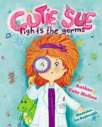 Cutie Sue Fights the Germs cover