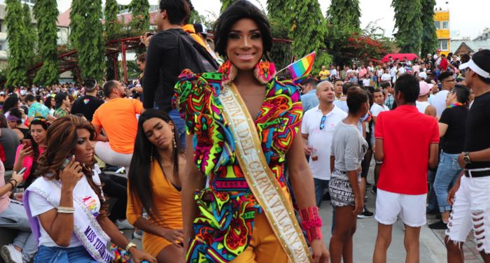 drag queen in Panama