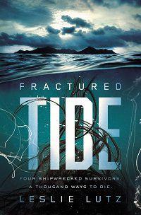 fractured tide leslie lutz cover ya horror