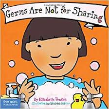 Germs are Not for Sharing book cover