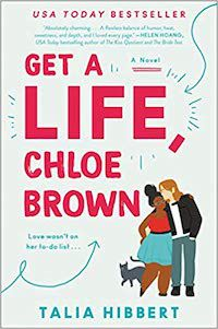Get a Life Chloe Brown cover