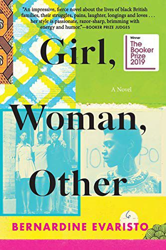 cover image of Girl, Woman, Other by Bernardine Evaristo