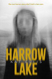 harrow lake kat ellis cover ya horror