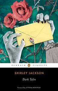 imagem da capa de Dark Tales por Shirley Jackson