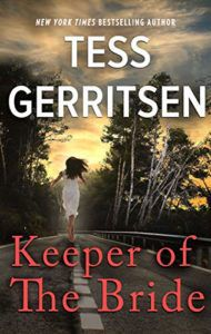 imagem da capa de Keeper of the Bride por Tess Gerritsen