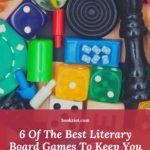literary board games