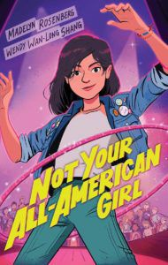 Not Your All-American Girl book cover