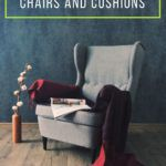 reading chairs and cushions