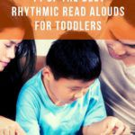 rhythmic read alouds for toddlers