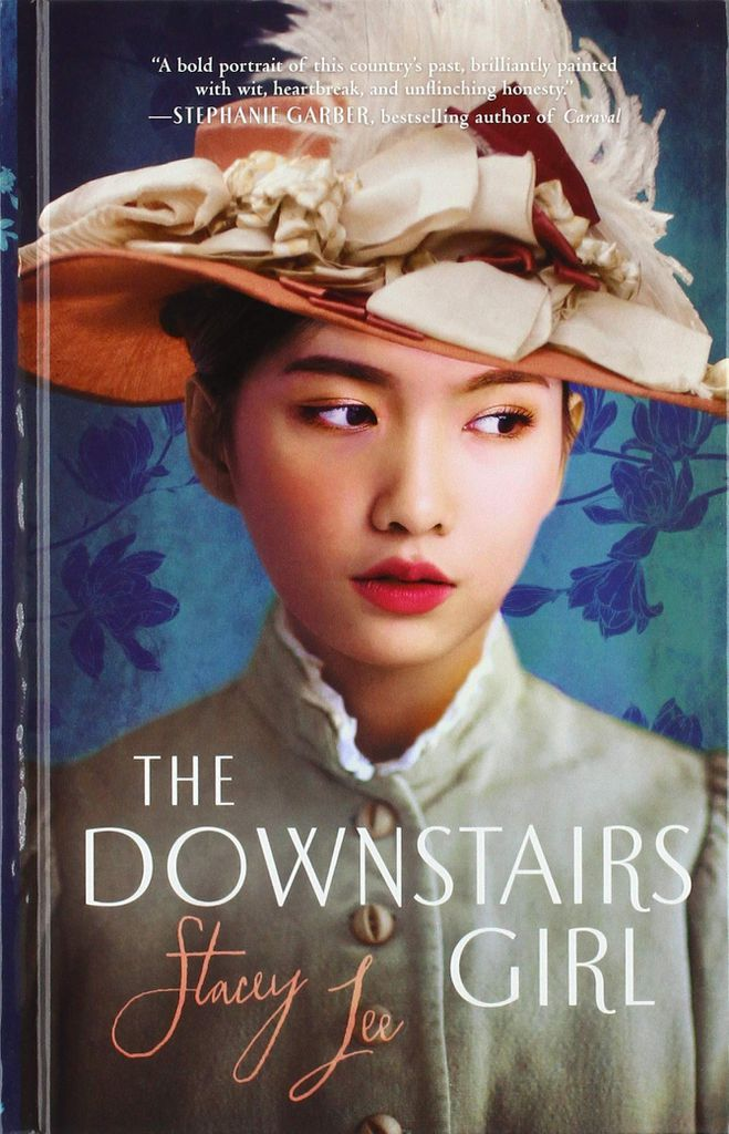 Book cover for The Downstairs Girl