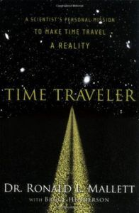 Time Traveler, Book Riot, Books About Time