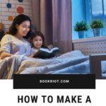 toddler reading nook