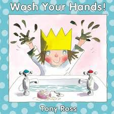 Wash Your Hands book cover
