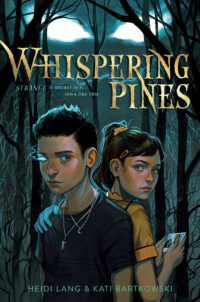 Whispering Pines cover