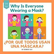 Why is Everyone Wearing a Mask book cover