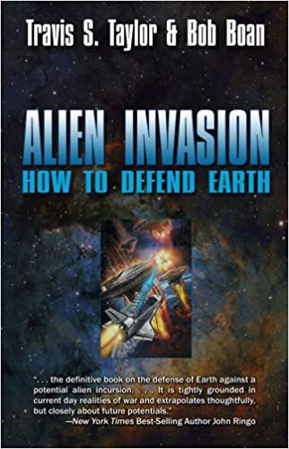 Alien Invasion: How to Defend the Earth
