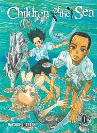 Children of the Sea volume 1 - Daisuke Igarashi