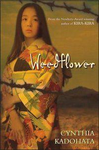 Cynthia Kadohata Weedflower Cover