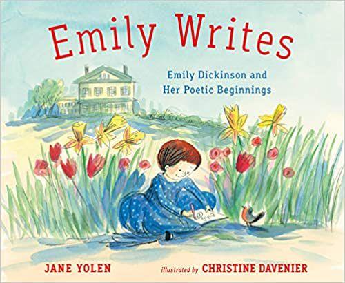 Emily Writes Jane Yolen