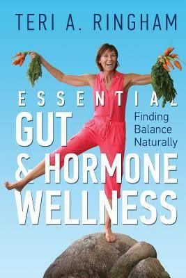 Gut wellness and poop book
