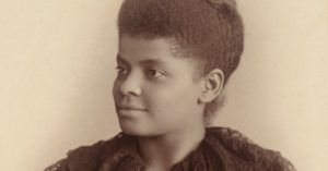 Ida B Wells suffragist