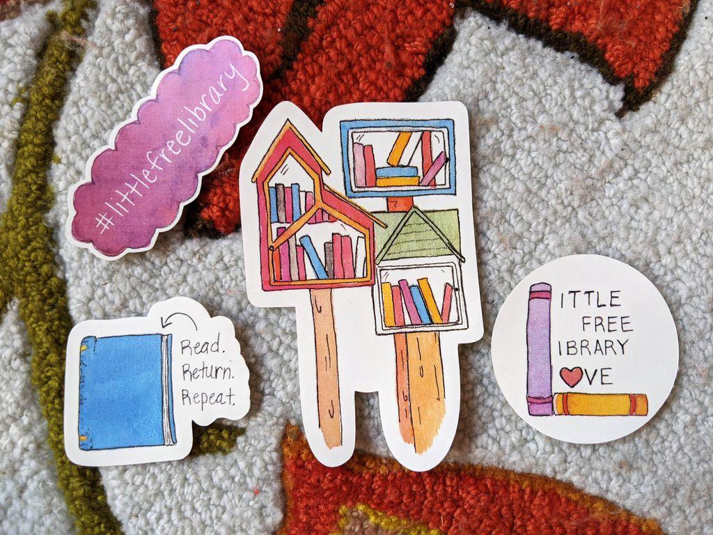 LFL Stickers Etsy