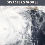 Nonfiction Books About Humans Making Natural Disasters Worse
