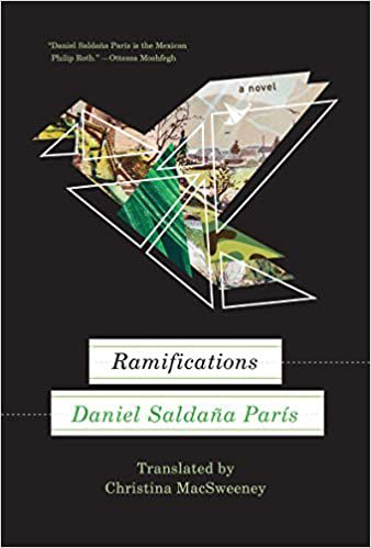 Ramifications Daniel Saldana Paris cover