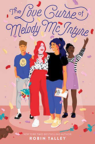 The Love Curse of Melody McIntyre Book Cover