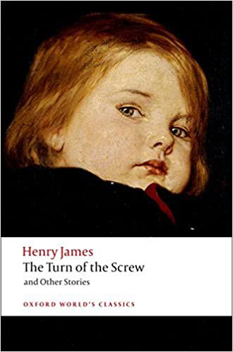 The Turn of the Screw by Henry James cover