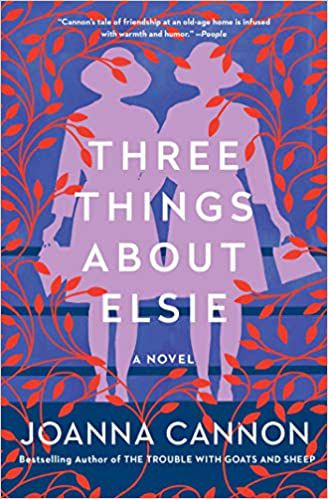 cover of Three Things About Elsie by