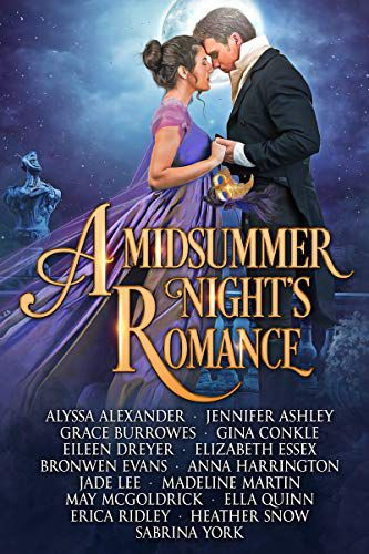A Midsummer Night's Romance cover