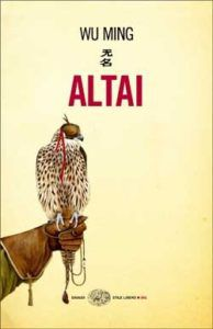 Cover of Altai by Wu Ming