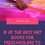 art books for preschoolers